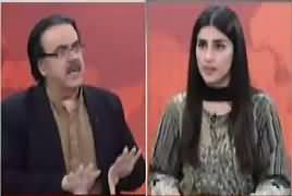 Live With Dr Shahid Masood (Badmashia Ke Akhri Hathkande) – 12th December 2017