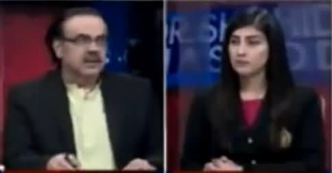 Live With Dr Shahid Masood (Badmashia Ke Liye Pinjra Tayyar) – 31st January 2018