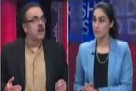 Live With Dr Shahid Masood (Badmashia Ki Dhamkiyan) – 28th February 2018
