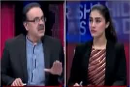 Live With Dr Shahid Masood (Badmashia Ki Her Chaal Nakam) – 30th January 2018