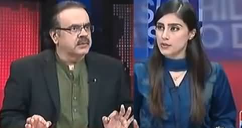 Live With Dr. Shahid Masood (Badmashia.. Kuch Ho Raha Hai) - 18th December 2017
