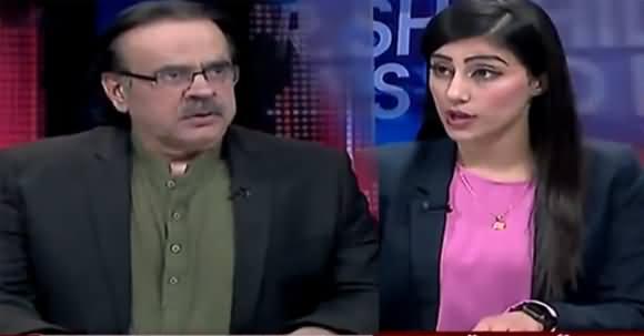 Live With Dr Shahid Masood (Badmashia Nahi Bache Gi) – 29th January 2018