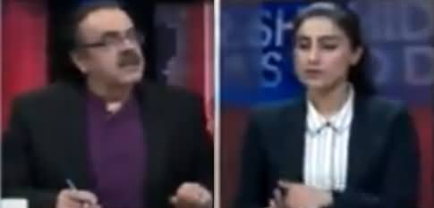 Live With Dr Shahid Masood (Badmashia Nahi Bache Gi) – 2nd March 2018