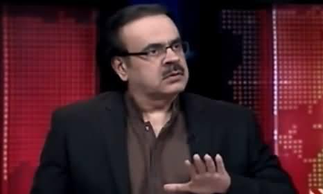 Live With Dr Shahid Masood (Badmashia Nahi Pakistan) – 5th February 2018