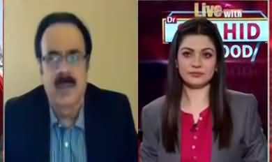 Live with Dr. Shahid Masood (Band Gali....) - 17th October 2020