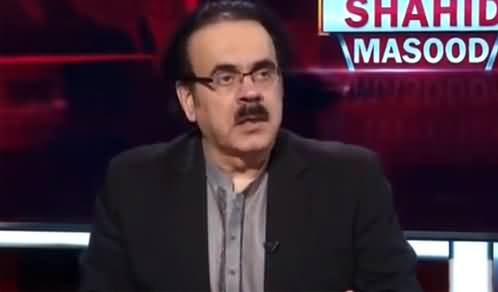 Live with Dr. Shahid Masood (Bari Jang....) - 30th April 2021