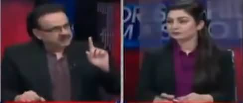 Live With Dr. Shahid Masood (Be-Reham Ehtasab) - 24th October 2018