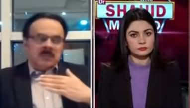 Live with Dr. Shahid Masood (Before The War) - 12th December 2020
