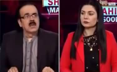 Live with Dr. Shahid Masood (Beginning of New Game) - 30th August 2021