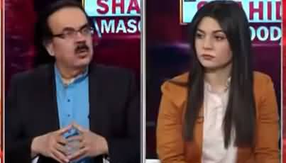 Live with Dr. Shahid Masood (Beginning of War...) - 11th June 2021