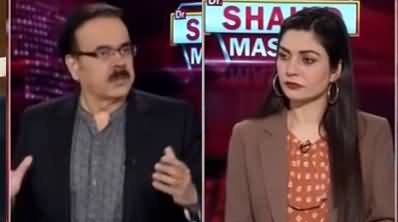 Live with Dr. Shahid Masood (Behind The Scene Characters) - 25th December 2020