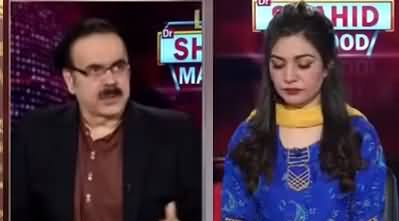 Live with Dr. Shahid Masood (Behind The Scenes) - 25th September 2020