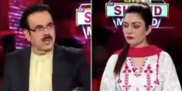 Live with Dr. Shahid Masood (Benami Aur Badnami) - 3rd July 2019