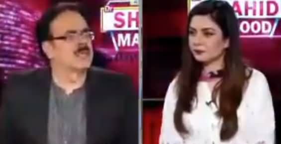 Live with Dr. Shahid Masood (Bharat Ka Jangi Junoon) - 10th August 2019