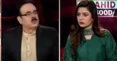 Live with Dr. Shahid Masood (Big Challenges For Govt in Upcoming Days) - 10th December 2019