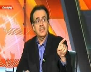 Live With Dr. Shahid Masood (Bilawal Ka Establishment Ko Peghaam) - 27th December 2013
