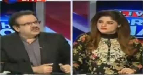 Live With Dr Shahid Masood (Bilawal Ki PMLN Par Sakht Tanqeed) – 14th July 2016