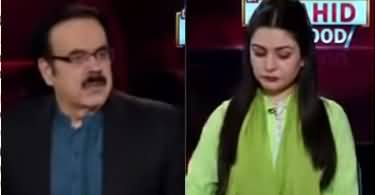 Live with Dr. Shahid Masood (Bitterness on Peak) - 2nd June 2020