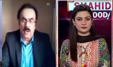 Live with Dr. Shahid Masood (Bohrano Ke Darmiyan) - 12th October 2020