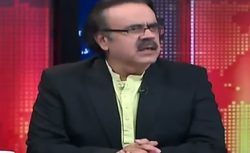 Live With Dr. Shahid Masood (Chalakian Nahi Chalein Gi) - 31st July 2018