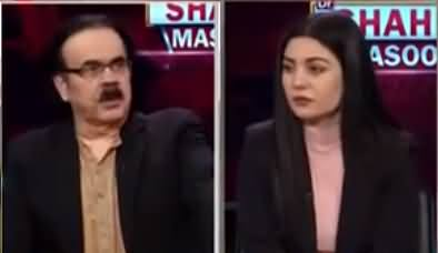 Live with Dr. Shahid Masood (Challenges For Economy) - 7th October 2021