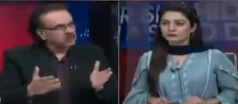 Live With Dr. Shahid Masood (Challenges For Imran Khan) - 4th November 2018
