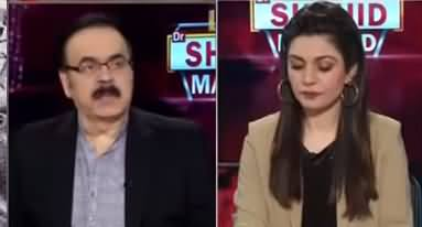 Live with Dr. Shahid Masood (Chances of Big War) - 27th September 2020