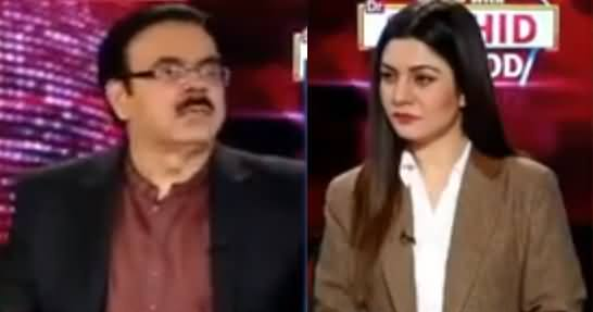 Live With Dr. Shahid Masood (Chances of Pak India War?) - 30th August 2019