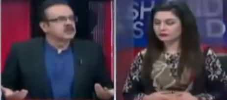 Live with Dr. Shahid Masood (Chances of War) - 26th February 2019