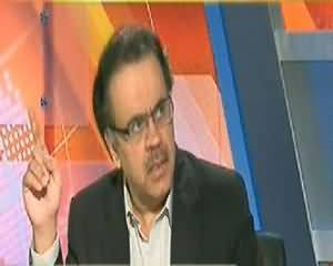 Live With Dr. Shahid Masood (Children and Families Dying in Thar with Starvation?) – 7th March 2014