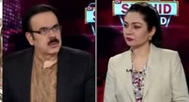 Live with Dr. Shahid Masood (China India Tension) - 29th May 2020