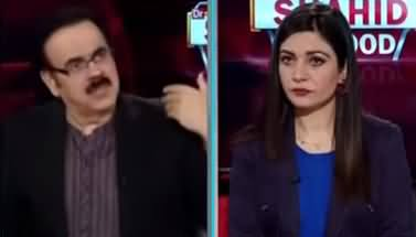 Live with Dr. Shahid Masood (Chingaariyan...) - 14th September 2020