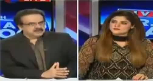 Live With Dr Shahid Masood (CJ Son Recovered, Other Issues) – 19th July 2016