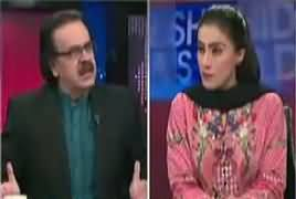 Live With Dr Shahid Masood (CJ Took Notice of Mardan Incident) – 16th April 2017