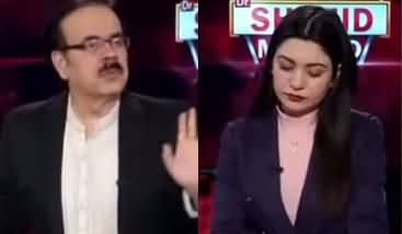 Live with Dr. Shahid Masood (Clash Between Indian & Chinese Forces) - 25th January 2021