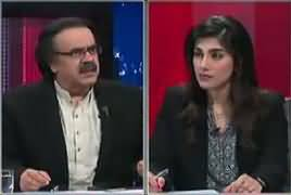 Live With Dr Shahid Masood (Core Commander Lahore Meets CM Punjab) – 19th February 2017