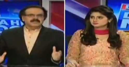 Live With Dr Shahid Masood (Core Commanders Conference) – 14th October 2016