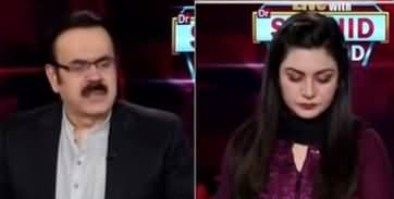 Live with Dr. Shahid Masood (Corona Bohran Aur Pakistan) - 30th April 2020