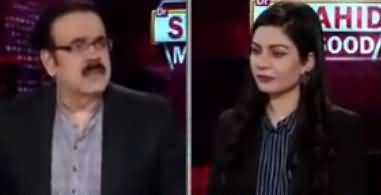 Live with Dr. Shahid Masood (Corona Ka Taizi Se Phailao) - 30th May 2020