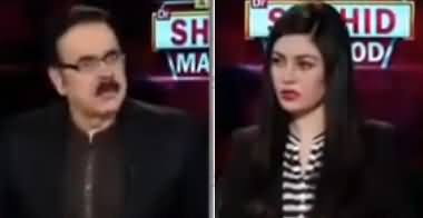 Live with Dr. Shahid Masood (Corona Ki Tabah Kariyan) - 21st April 2020