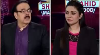 Live with Dr. Shahid Masood (Corona, Terrorism Threat, Politics) - 21st November 2020