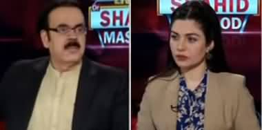 Live with Dr. Shahid Masood (Coronavirus And Politics) - 15th June 2020