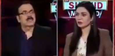 Live With Dr. Shahid Masood (Coronavirus Aur Siasi Mahaz) - 9th April 2020
