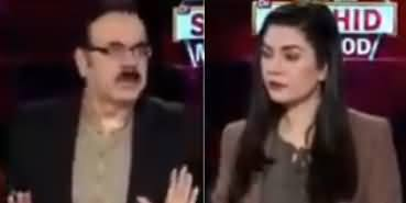 Live with Dr. Shahid Masood (Coronavirus: Increasing Deaths) - 19th April 2020