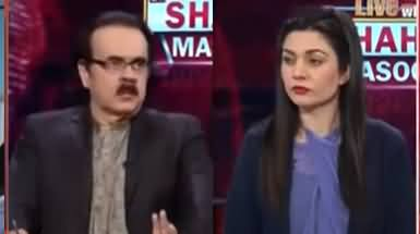Live with Dr. Shahid Masood (Coronavirus, Lockdown) - 24th April 2021