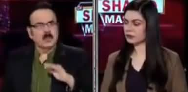 Live with Dr. Shahid Masood (Coronavirus & Politics) - 18th April 2020