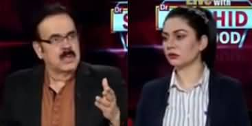 Live with Dr. Shahid Masood (Coronavirus Situation) - 16th April 2020