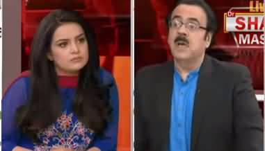 Live with Dr. Shahid Masood (Coronavirus Spreading) - 29th March 2021