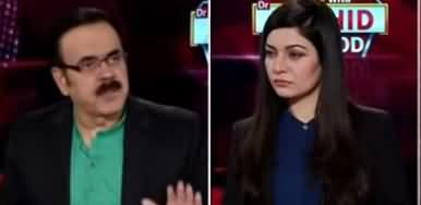 Live with Dr. Shahid Masood (Coronavirus Vaccine) - 19th May 2020