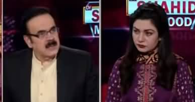 Live with Dr. Shahid Masood (Coronavirus & World Politics) - 31st May 2020